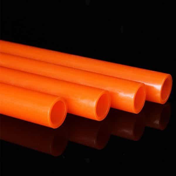 PE-RT 橙色地暖管