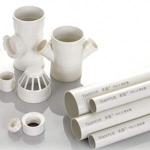 PVC 管材管件