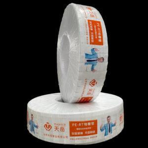 天岳PE-RT 地暖管材